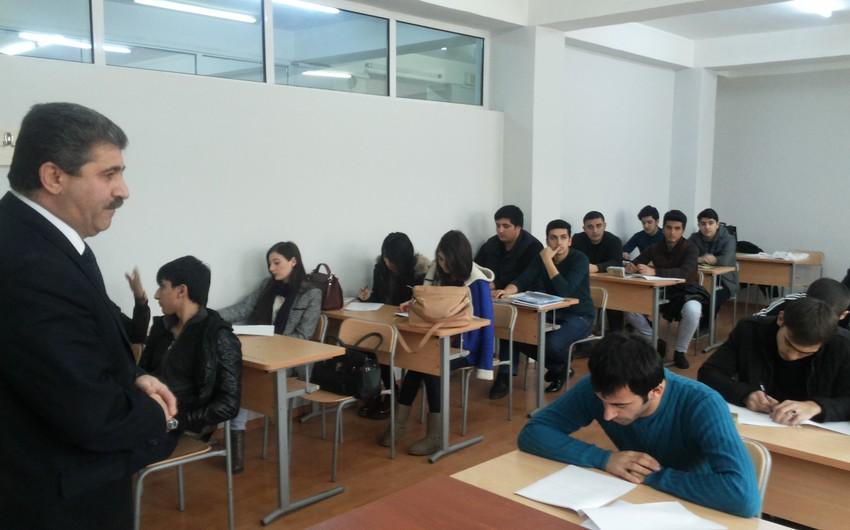 Bakı Beynəxalq Multikulturalizm Mərkəzi universitetlərdə monitorinq keçirir