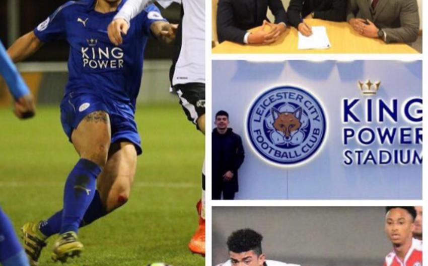 """İngiltərənin """"Lester"""" klubu 7-ci divizionda çıxış edən futbolçu transfer edib"""