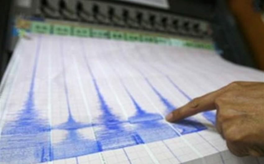 В Индонезии произошло землетрясение магнитудой 6,9