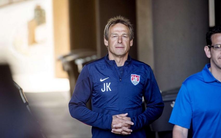 Yurgen Klinsmanın oğlu ABŞ yığmasına çağırılıb
