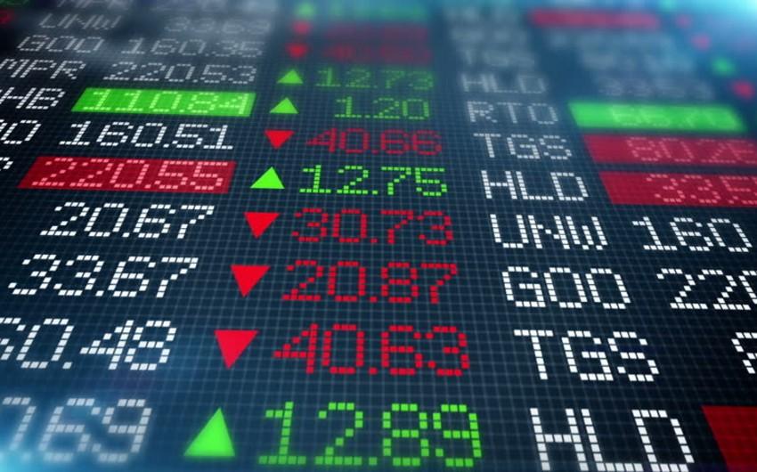 Основные показатели международных товарных, фондовых и валютных рынков (01.04.2020)