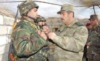 Zakir Hasanov - Defense Minister of the Republic of Azerbaijan