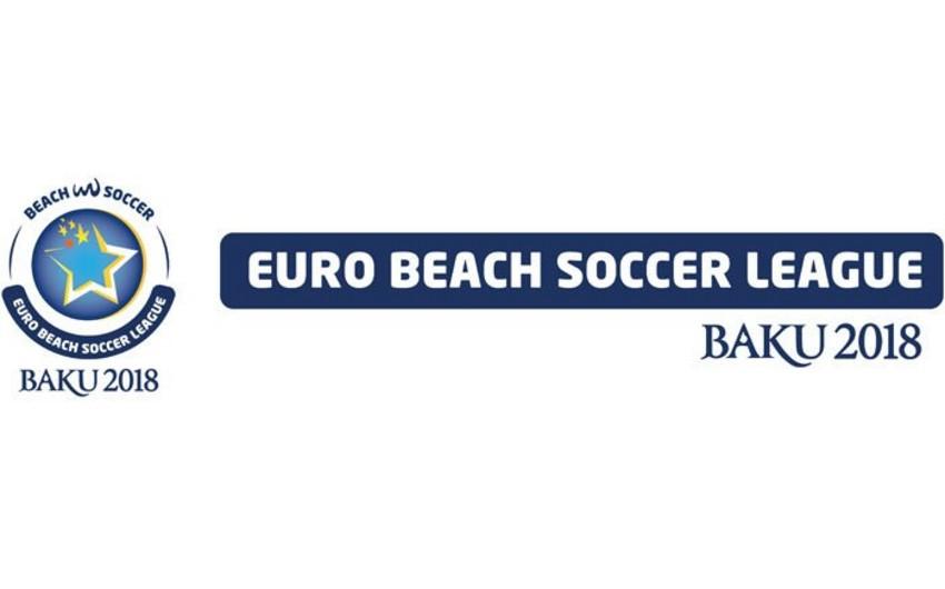Евролига по пляжному футболу пройдет в Баку