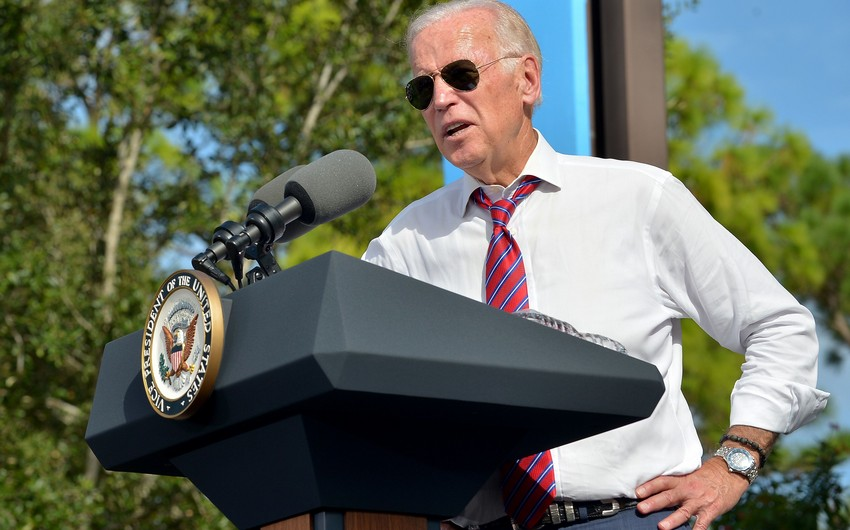 Biden commemorates US coronavirus victims