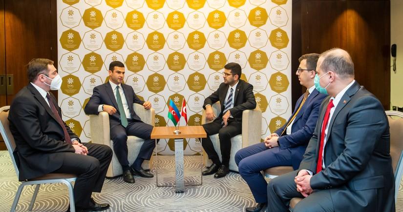 Türkiyə Azərbaycan biznesinə investisiya qoyuluşunu genişləndirəcək