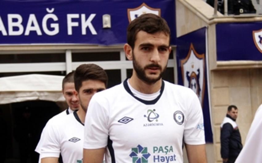 Sumqayıt klubu bir futbolçu ilə müqavilə müddətini artırıb