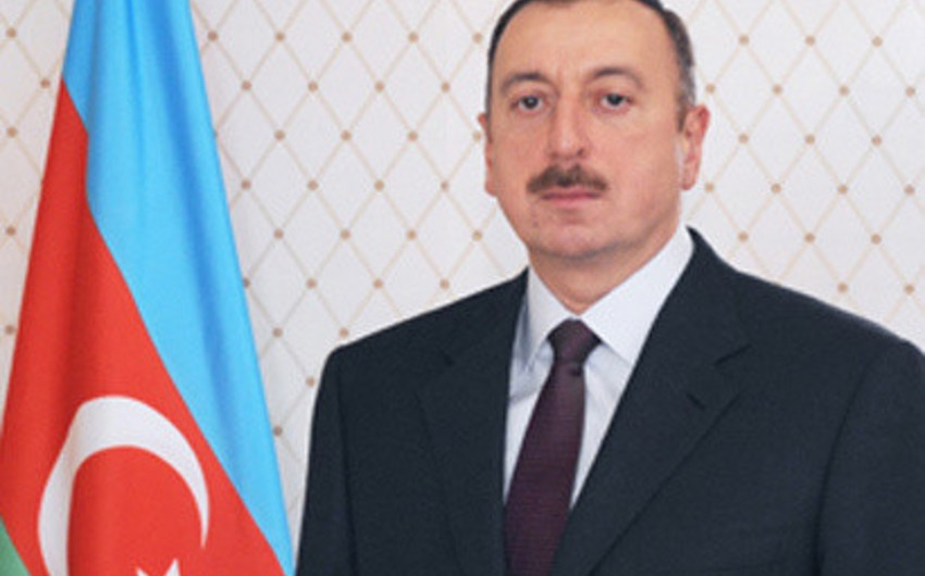 Azərbaycan Prezidenti Kambocanın Kralını təbrik edib