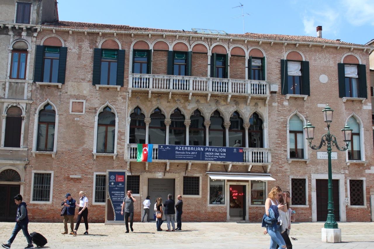 Azerbaijan at 57th Venice Biennale with support from Heydar Aliyev Foundation