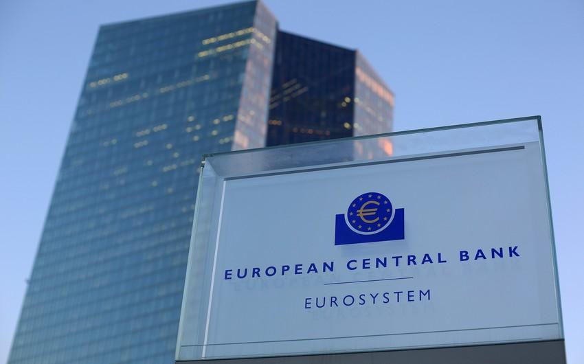 Avropa Mərkəzi Bankının mənfəəti 30 %-dən çox azalıb