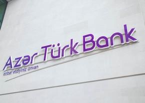"""""""Azər-Türk Bank""""ın mənfəəti 38% artıb"""