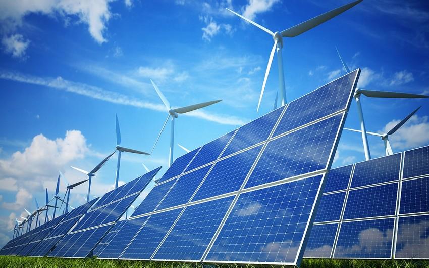 Azərbaycanda elektrik enerjisinin 10%-i alternativ mənbələr hesabına istehsal olunur