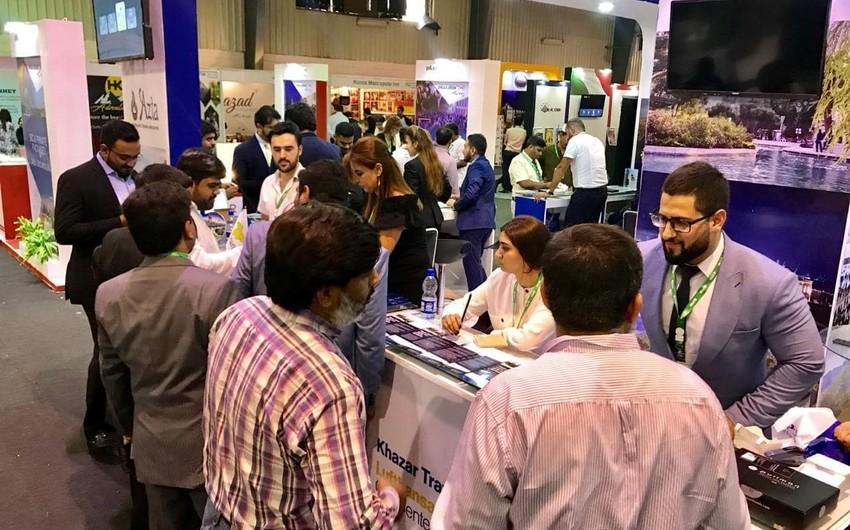 Azərbaycanın turizm potensialı Pakistanda nümayiş etdirilib