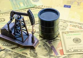 Azerbaijani oil price keeps falling