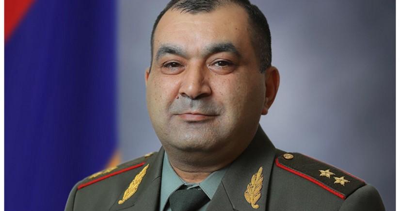 Бывший замглавы Генштаба Армении подал в суд