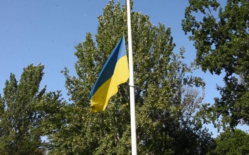 В Харьковской области объявили траур по жертвам крушения самолета