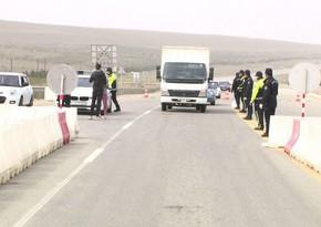 Приостанавливается въезд и выезд в ряд городов и районов Азербайджана