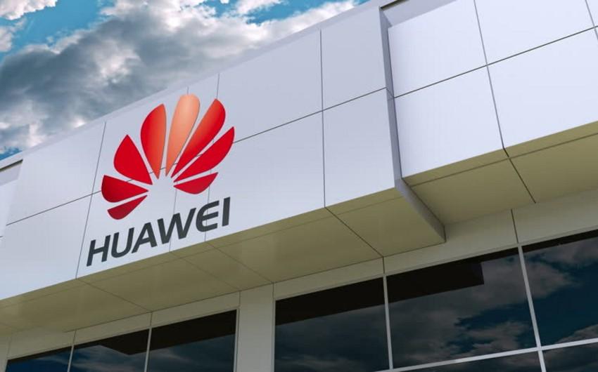 """""""Huawei"""" ABŞ-ın kompüter çiplərinin tədarükünə qoyduğu məhdudiyyətləri qınayıb"""