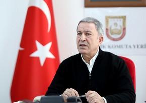 Хулуси Акар: Мы поддерживаем Азербайджан в его справедливой борьбе