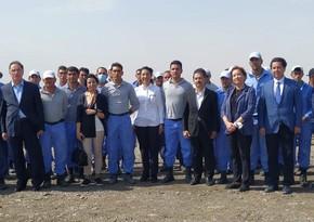 Омбудсмен Азербайджана наградила ряд сотрудников ANAMA