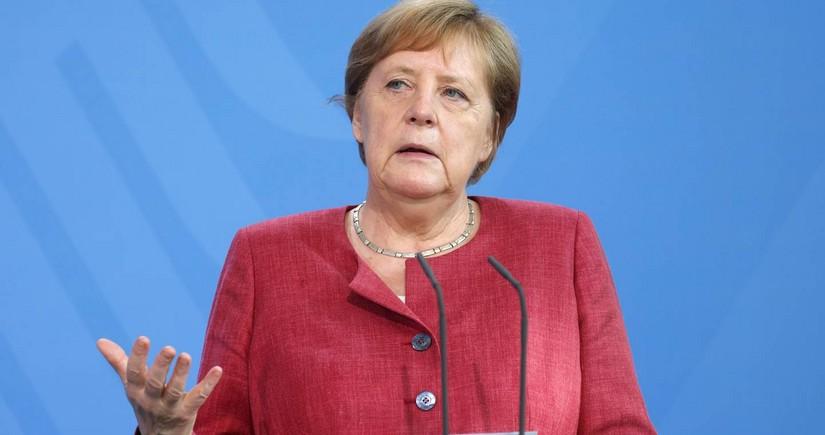 Меркель получит грамоты об увольнении 26 октября