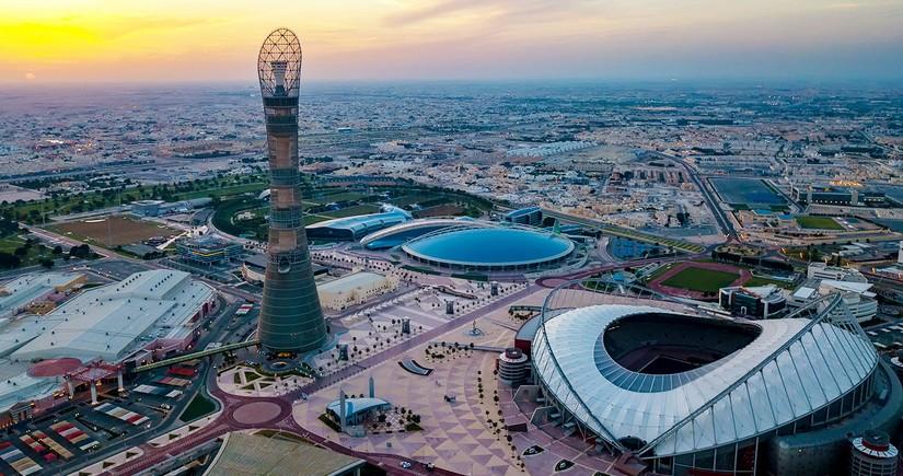 Стадион ЧМ-2022 по футболу в Катаре будет открыт 18 декабря