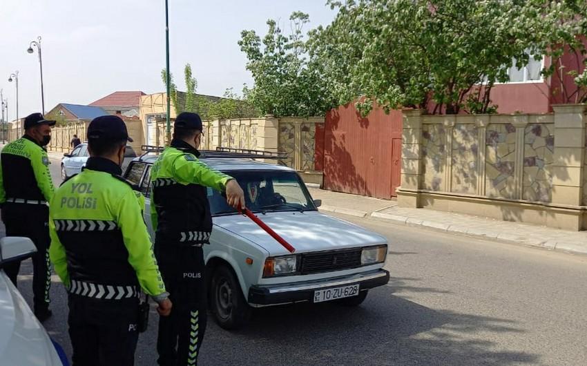 Cəlilabad və Biləsuvarda keçirilən reydlərdə  -