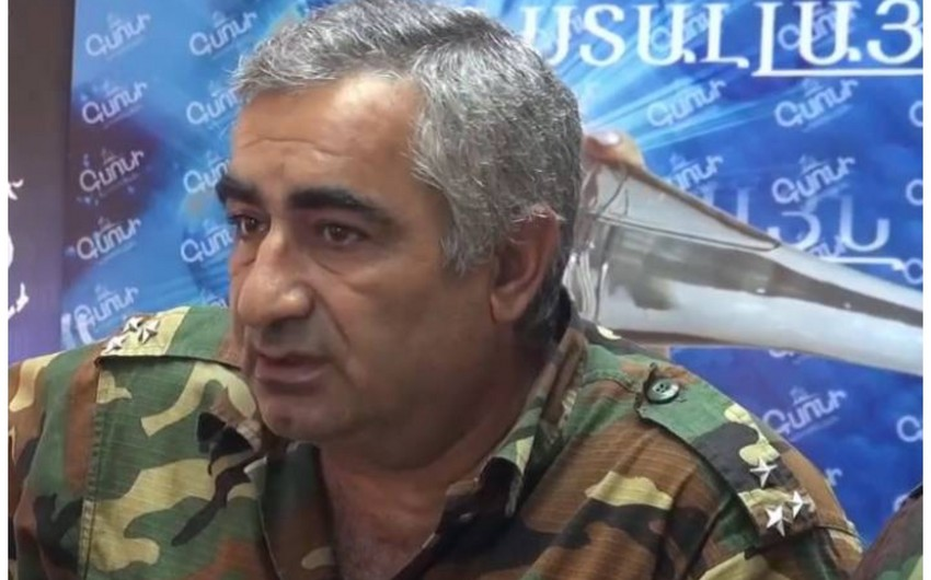 Colonel who admitted having planted 17 trucks of mines in Kalbajar put on wanted list