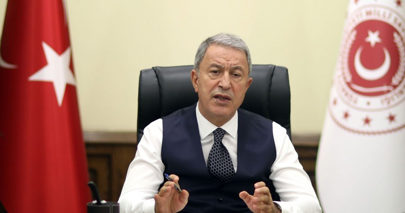 Turkish Defense Minister makes new statement on Nagorno-Karabakh