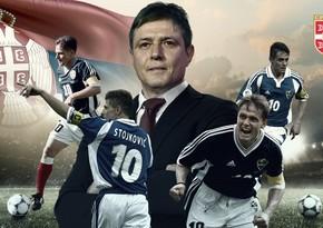 Serbiya millisinin yeni baş məşqçisi açıqlandı