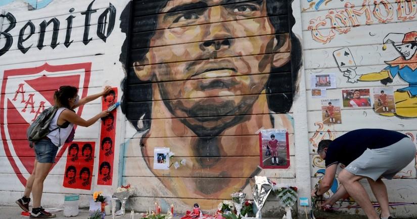 Buenos-Ayresdəki küçələrdən birinə Maradonanın adı verilə bilər