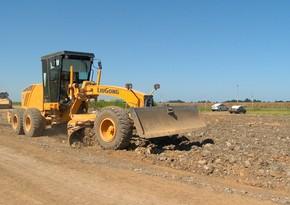 В Азербайджане строится новая автомагистраль