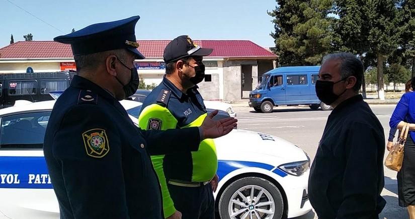 Polis Şirvanda reyd keçirib