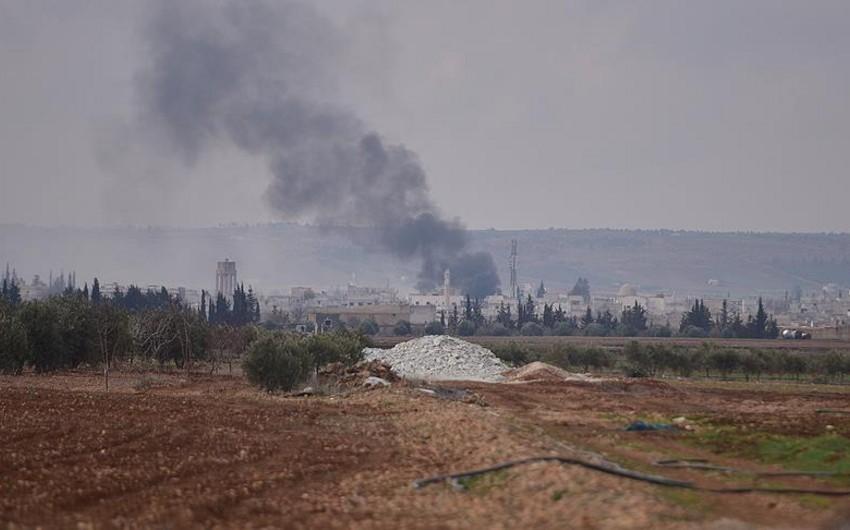 Türkiyə Suriyada daha bir hərbçisini itirib