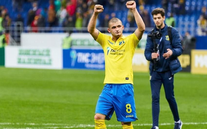 Спартак договорился о трансфере азербайджанского футболиста