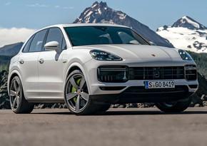 Porsche Rusiya bazarından 445 avtomobilini geri çağırır