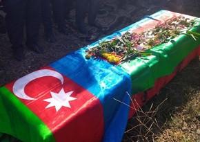 Azərbaycan Ordusunun şəhid hərbçisidəfn edilib