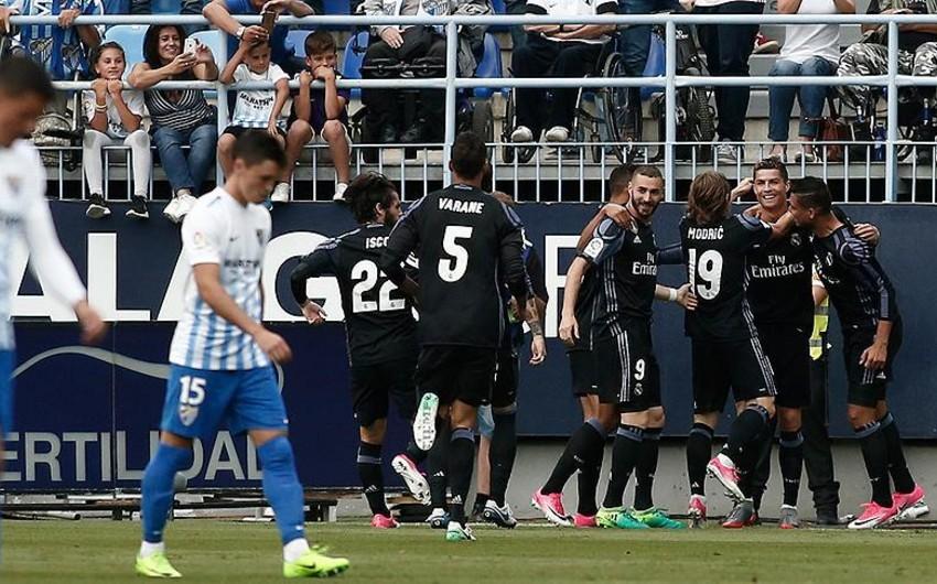 Real Madrid futbol üzrə İspaniya çempionatının qalibi olub