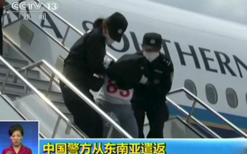 Çin: Taylandın deportasiya etdiyi uyğurlar cihada gedirdilər