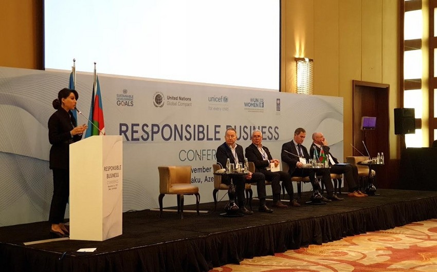 Business leaders in Azerbaijan discuss UN Global Compact principles