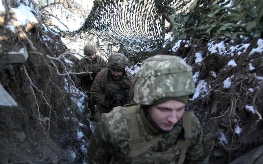 NATO səfirləri Ukrayna-Rusiya sərhədindəki vəziyyəti müzakirə edib