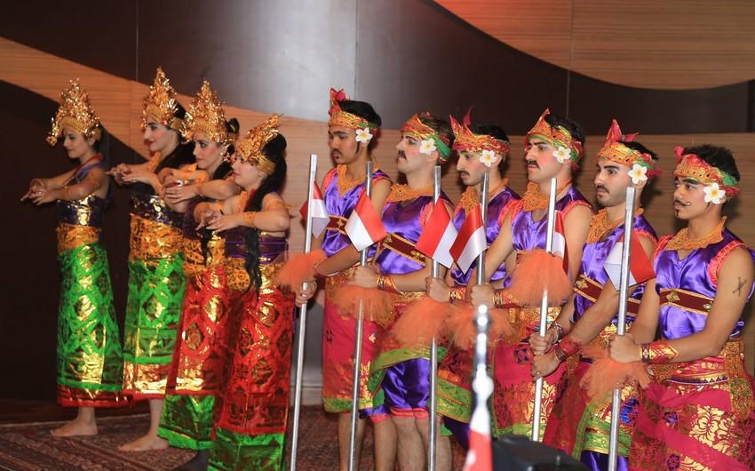 Bakıda keçiriləcək İndoneziya mədəniyyət festivalının proqramı açıqlanıb