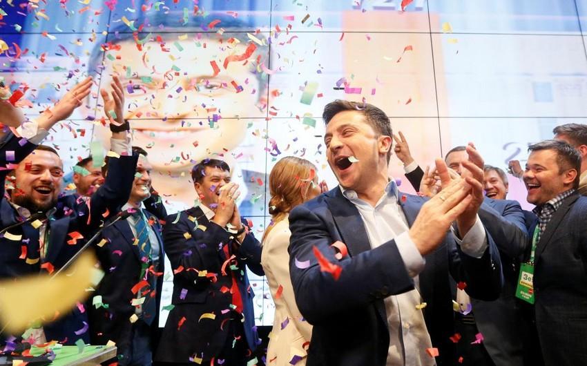 Inauguration date of Ukraine's President-Elect revealed