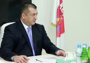 Azərbaycan Futzal Federasiyasının prezidenti daha bir şirkət yaradıb