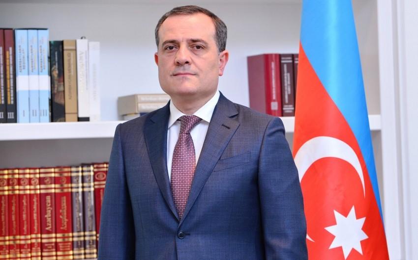 Azərbaycan və Xorvatiya XİN başçıları -