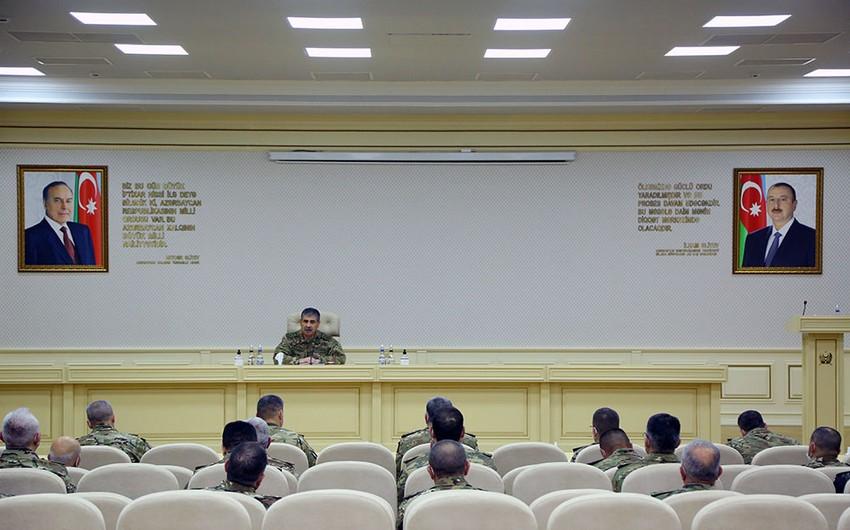 Azərbaycan Ordusunda islahatlar davam etdiriləcək