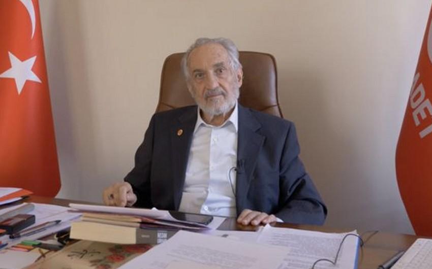 Türkiyənin tanınmış siyasətçisi vəfat edib