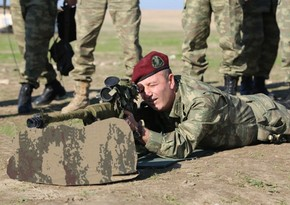 Why Turkish general took the rifle sight on armenians?