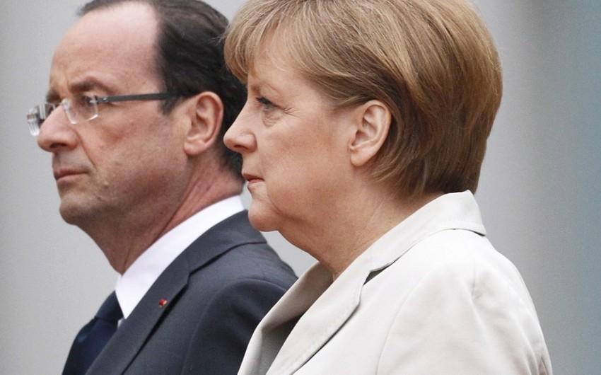 Politoloq: Obama, Merkel və Olland yaxşı və pis polis rolunu oynayırlar - ŞƏRH
