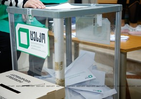 Азербайджанцы Грузии проявляют активность на выборах