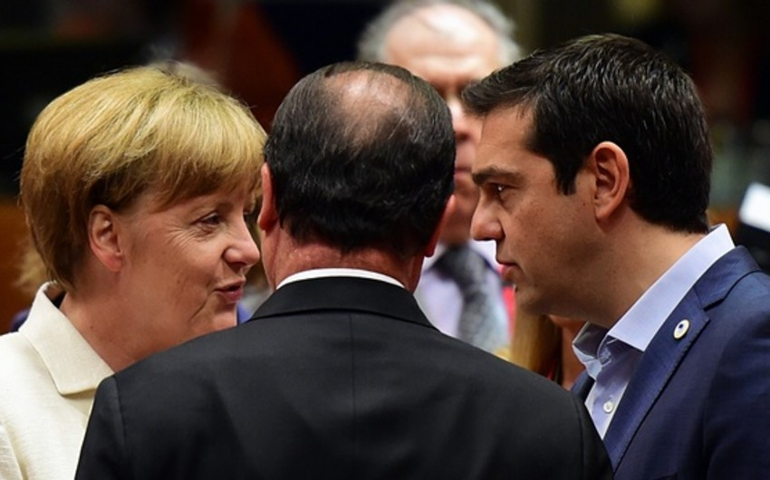 Greece crisis: Eurozone summit reaches agreement - UPDATED